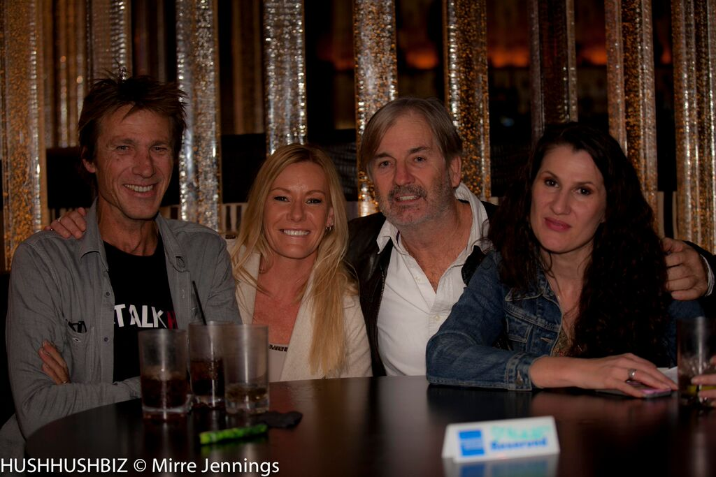 Peter & Jody Fitness, John Jarratt